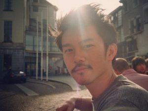 portretfoto van journalist Pete Wu