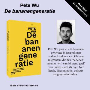 Boek in okt 2019: De bananengeneratie